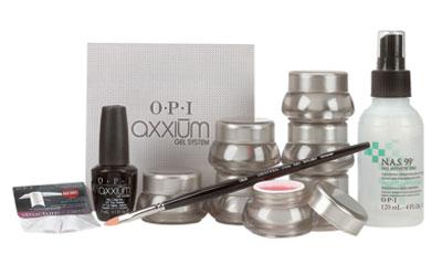 OPI's Axxium Gel